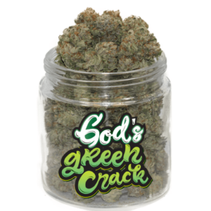 god's green crack strain